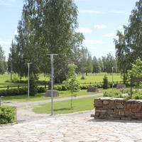 Vanhan hautausmaan muistolehto